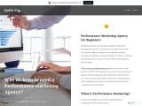 Performance marketing agencies