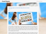 The bingo game, at once best bingo sites uk reviews