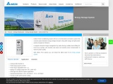 Power Conditioning Systems – Delta Electronics India