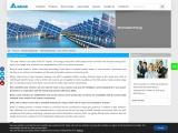 Solar Inverters in India – Delta Electronics India