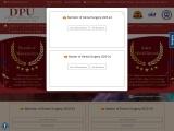 DPU Dental – The Best Dental College in India