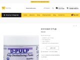 Buy Ammdent D Pulp – Dentalgenie.in