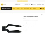 Capri disposable articulators