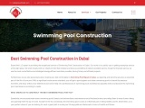 Swimming Pool Construction in UAE