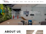 Dubai interior design Company | Turnkey Solutions | Office fit out