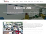 Modern Furniture construction Company in UAE | Design-Infinity
