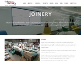 Joinery and Construction Company in UAE | Design-Infinity