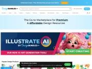DesignBundles.net Coupon August 2021