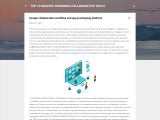 design sharing, collaboration, workflow and app prototyping platform