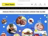 Indian Products Across in The Globe