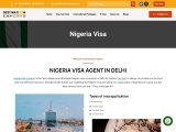 Nigeria visa | Nigeria visa for Indians | STR Nigeria visa Visa for Nigeria | Nigeria  visa agent in