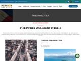 Philippines visa | Philippines  visa for Indians  | Visa for Philippines | Philippines visa agent in
