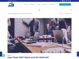 How Does SEO Work And Its Method?