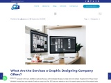 What Are the Services a Graphic Designing Company Offers?