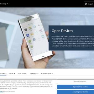 Unlock Bootloader - Open Devices - Sony Developer World