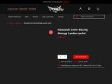 Kawasaki Green Racing Motogp Leather Jacket
