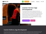 On Demand Courier Delivery App Development | Courier Delivery App USA