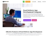 Food Delivery app development company | Restaurant App Development