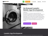 On Demand Laundry Mobile App Development   Dry Cleaning App Development