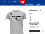 Buy DEFENDERS OF DOESVILLE TEE and Support Your Hero