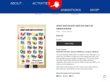ABC'S OF SPORTS POSTER|Change Your Children's Learning into Fun