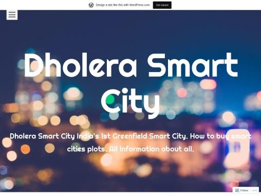 Dholera SIR Residential Plots – Investors Preferred Choice By Smart Homes Dholera