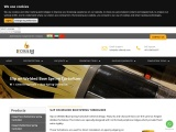 Slip On Welded Bow Spring Turbolizer | DIC Oil and Gas Tools