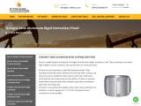 Straight Vane Aluminum Rigid Centralizer Fixed