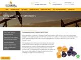 Tubing and Casing Composite Thread Protectors | Thread Protectors