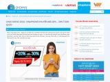 Chào mừng 20/10: VinaPhone khuyến mãi 20% – 30% toàn quốc