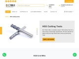 HSS Cutting Tools Manufacturers | HSS End Mills | HSS Drills | Reamers