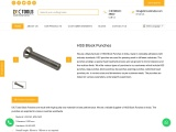 HSS Block Punches | HSS Block Punches Manufacturers | DIC Tools