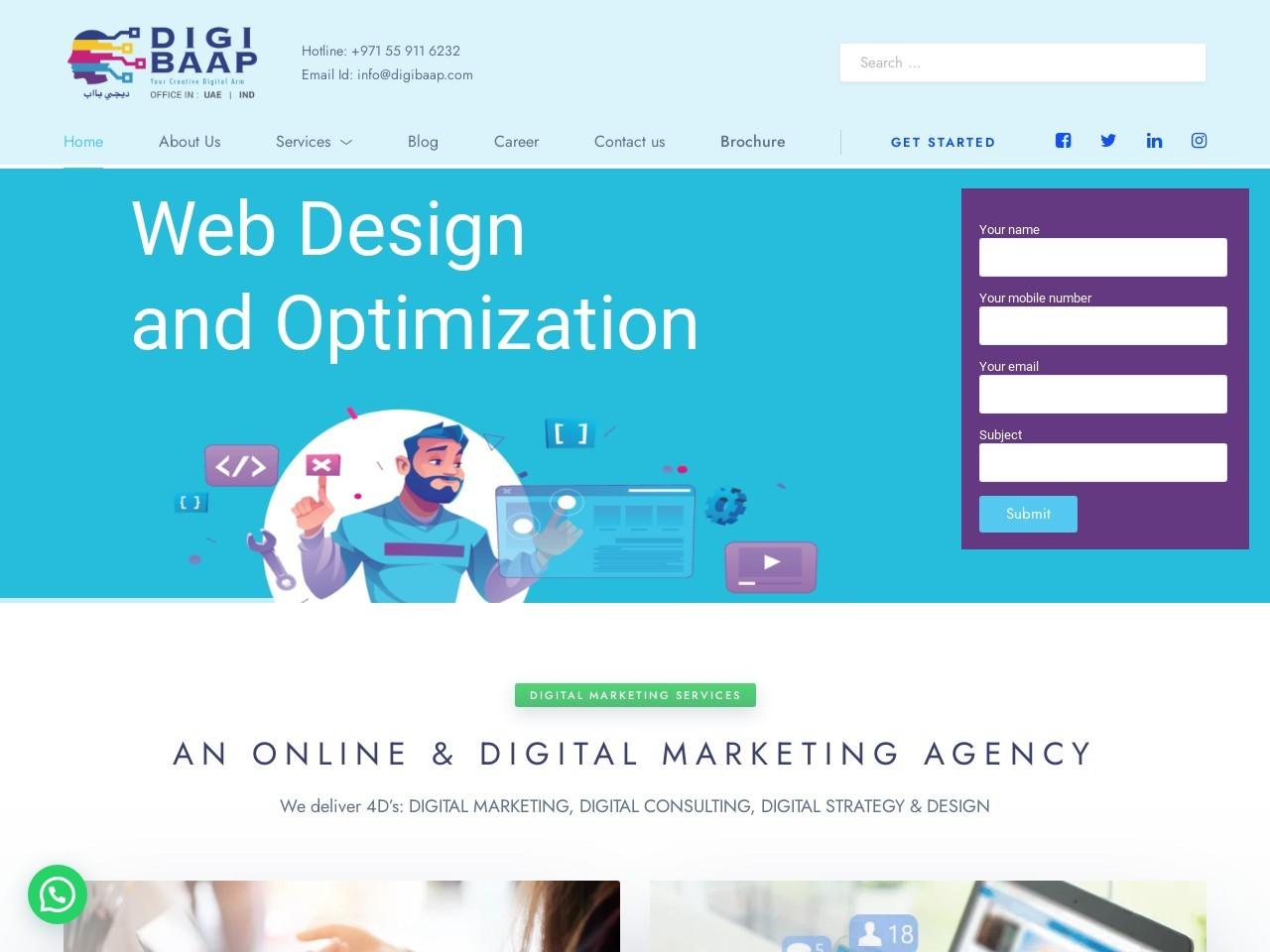 Digital Marketing Company in India | Digital Marketing Agency in UAE