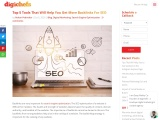 Top 5 Tools That Will Help You Get More Backlinks For SEO By DigiChefs – Digital Marketing Company S
