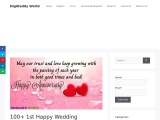 Wedding Anniversary Quotes, Wishes, Messages