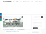 Best Recovery Quotes For Addicts