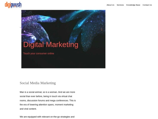 Digital Marketing company | Digital agency in Bangalore