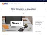 SEO Services Company in Bangalore | SEO Services in Bangalore India