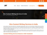 Hire Content Writing Sevices in India | Digital and Web