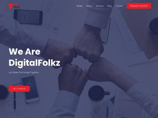 Best Digital Marketing agency in Kochi, Kerala   DigitalFolkz