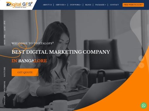 Best Digital Marketing agency in Bangalore