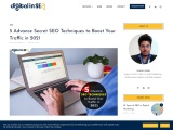 5 Advance Secret SEO Techniques to Boost Your Traffic in 2021