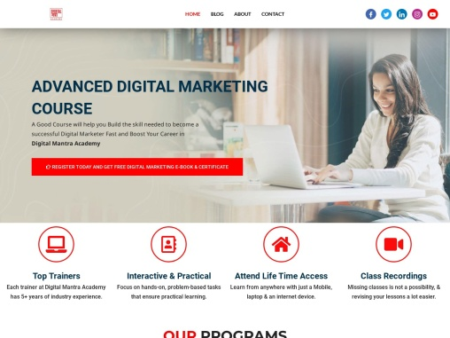 Digital Marketing Course | Digital Marketing course with Google Certification