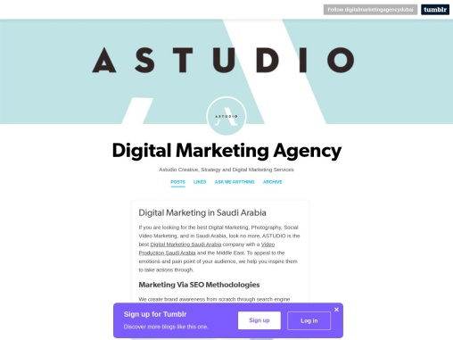 Best digital marketing agency & video production house