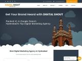 Top Digital Marketing Company in Hyderabad