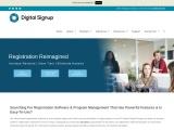 Online Class Registration Software