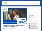 Digital Marketing For Small Businesses – The Ultimate Guide 2021