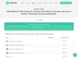 Dipdap-Pickup Delivery Laundry Service Dubai