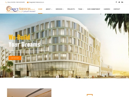 Best construction companies in Oman