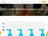 10 Best Alcohol-Based Hand Sanitisers In India